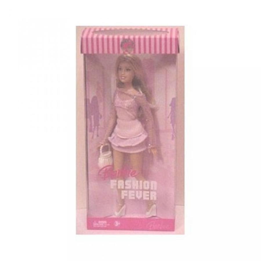 バービー人形 おもちゃ 着せ替え Fashion Fever Barbie Doll Blonde Shimmery Light 緑ish 青 Dress 輸入品