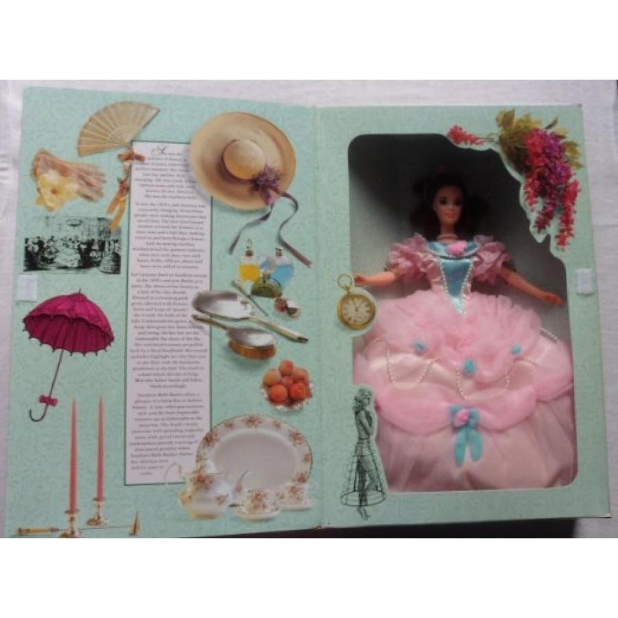バービー人形 おもちゃ 着せ替え Mattel Great Eras 1850's Southern Belle Barbie Doll 輸入品