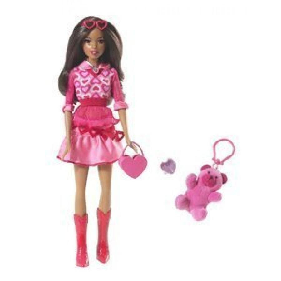 バービー人形 おもちゃ 着せ替え Barbie Valentine's day 輸入品
