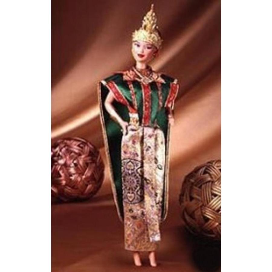 バービー人形 おもちゃ 着せ替え Thai Barbie (Collector Edition, Dolls of the World) 輸入品