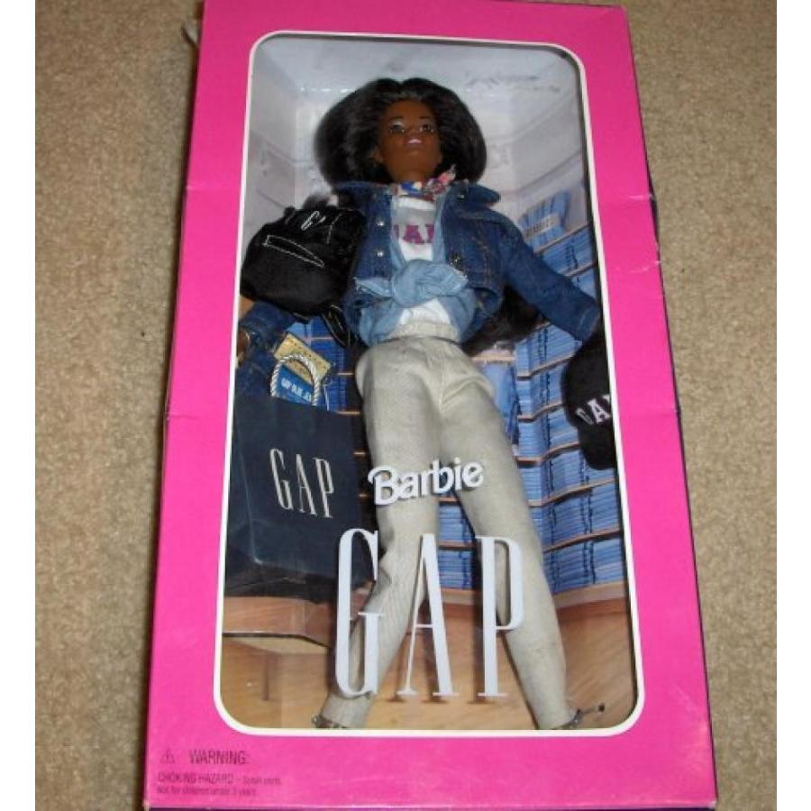 バービー人形 おもちゃ 着せ替え Gap Barbie Doll Limited Edition 輸入品