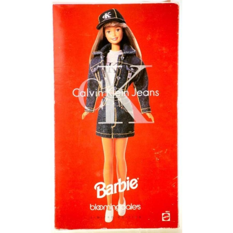 バービー人形 着せ替え おもちゃ Bloomingdale's Limited edition Calvin Klein Barbie -1996 輸入品