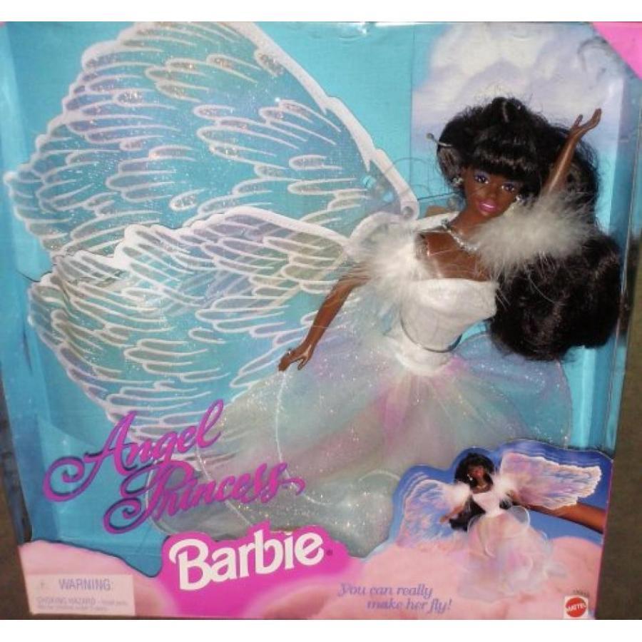 バービー人形 着せ替え おもちゃ Angel Princess Barbie African American 輸入品