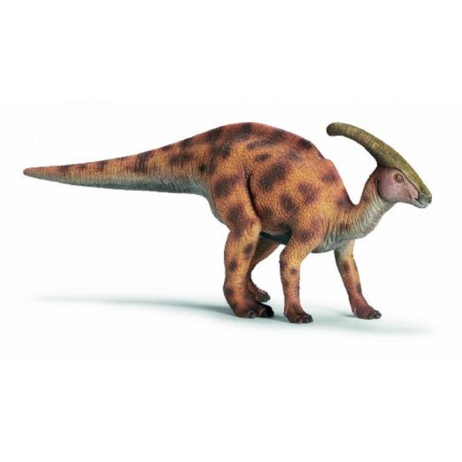 ジュラシックワールド おもちゃ フィギュア 恐竜 Schleich Parasaurolophus 輸入品