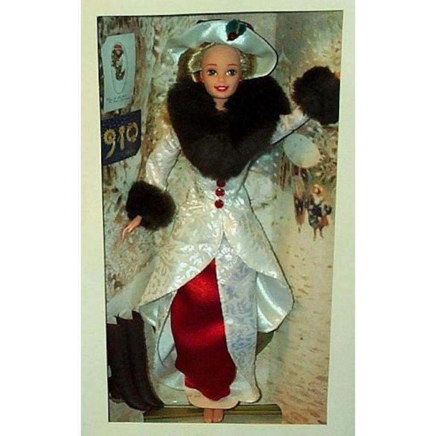 バービー人形 着せ替え おもちゃ Barbie Holiday Memories Hallmark 12