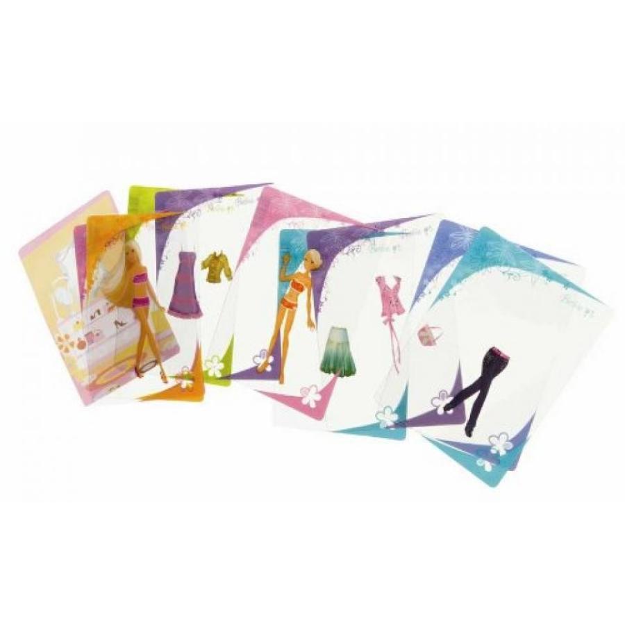 バービー人形 おもちゃ 着せ替え Barbie iDesign Ultimate Stylist Cards and CD-ROM 輸入品