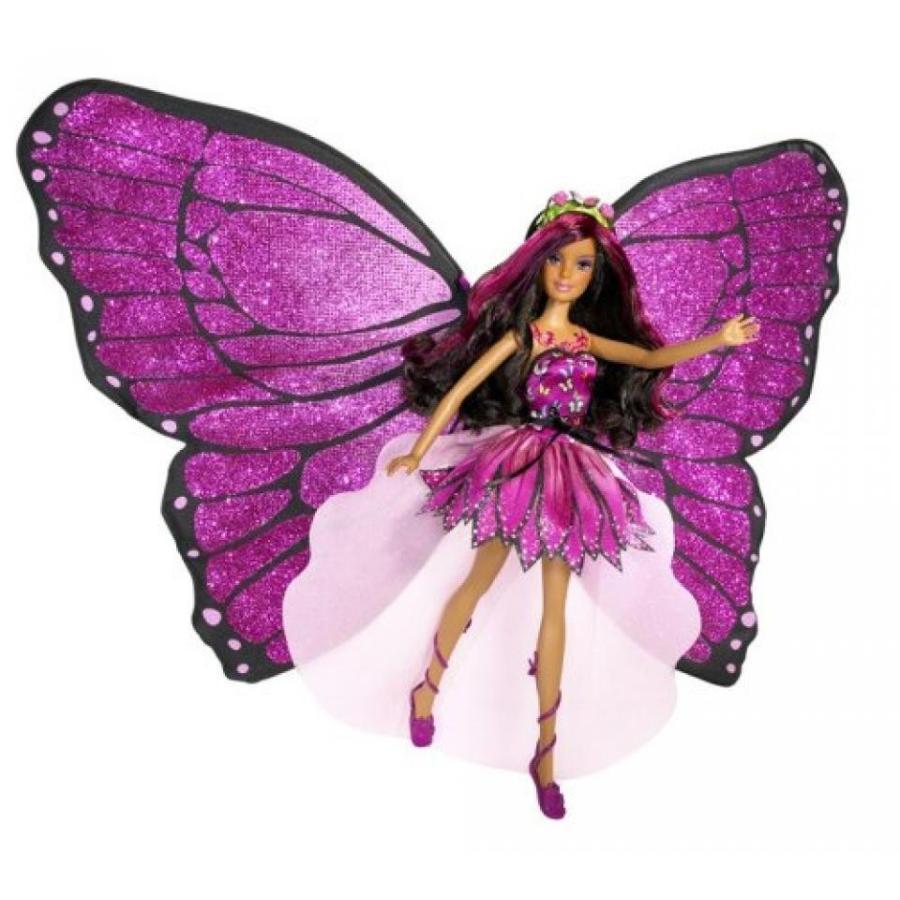 バービー人形 おもちゃ 着せ替え Barbie Mariposa Magic Wings Mariposa Doll AA 輸入品