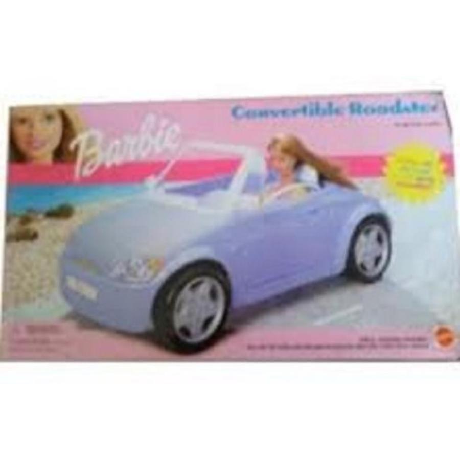 バービー人形 おもちゃ 着せ替え Barbie ピンク Convertible Roadster Vehicle 2005 輸入品