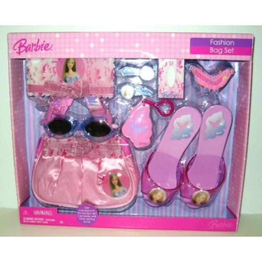 バービー人形 着せ替え おもちゃ Barbie Fashion Bag Set ~ Includes Shoes, Purse & More 輸入品