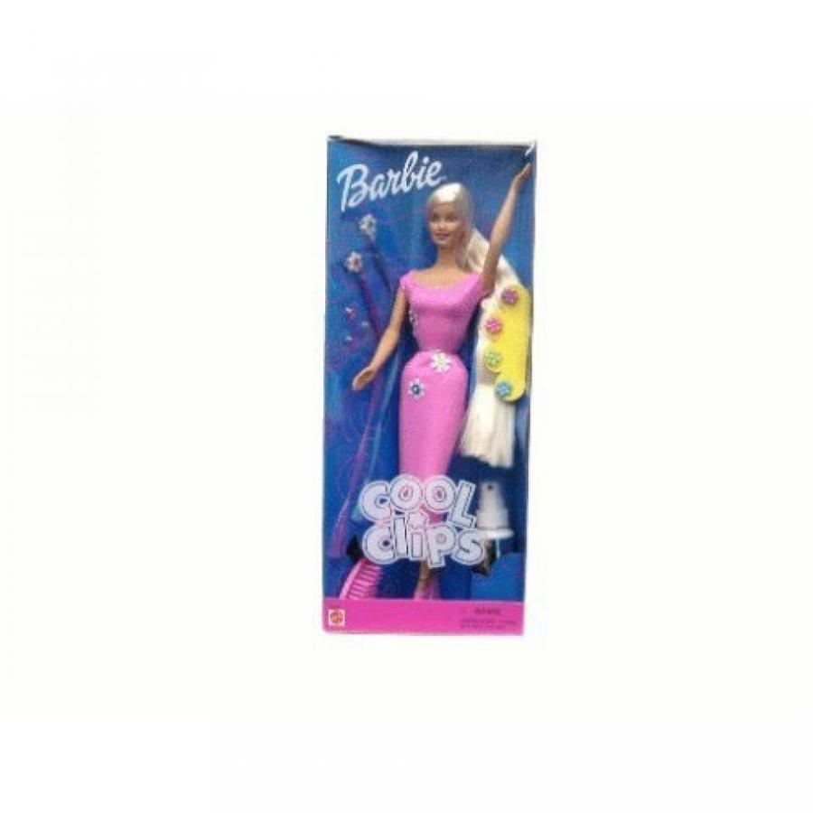 バービー人形 着せ替え おもちゃ Cool Clips Barbie 輸入品