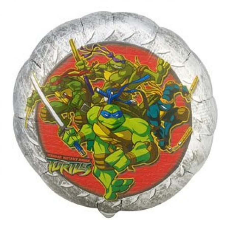 アナと雪の女王 おもちゃ フィギュア Party Supplies - Teenage Mutant Ninja Turtles Mylar Balloon 輸入品