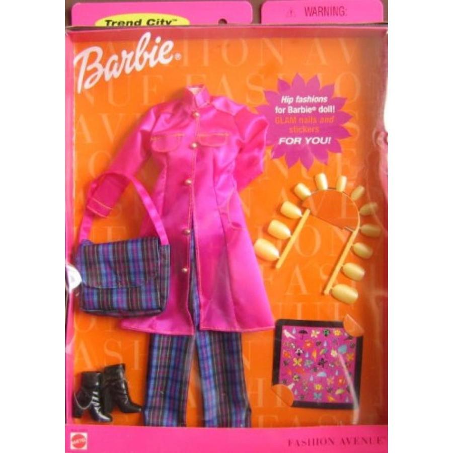 バービー人形 おもちゃ 着せ替え Barbie Trend City Styles Fashion Avenue Clothes (1999) 輸入品