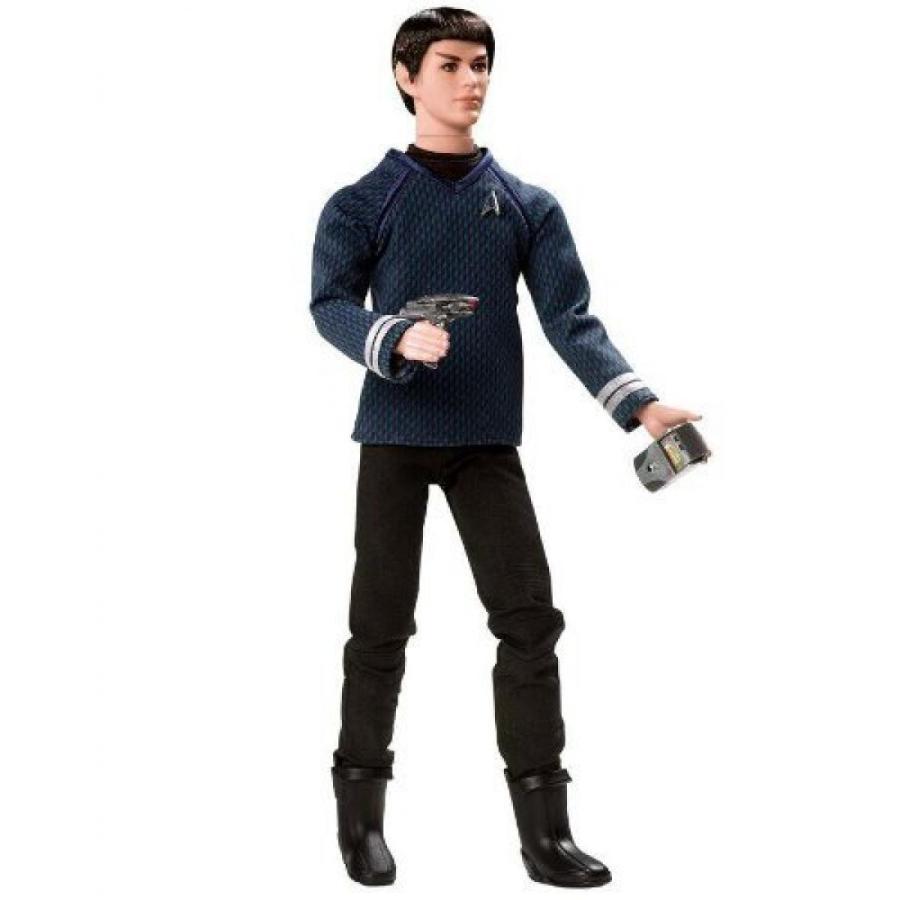 バービー人形 おもちゃ 着せ替え Barbie Doll Ken As Star Trek's Spock 輸入品
