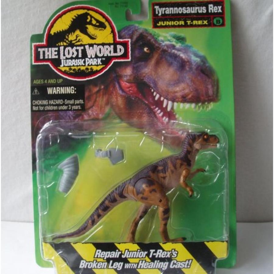 ジュラシックワールド おもちゃ フィギュア 恐竜 Jurrassic Park The Lost World Junior T-Rex 輸入品