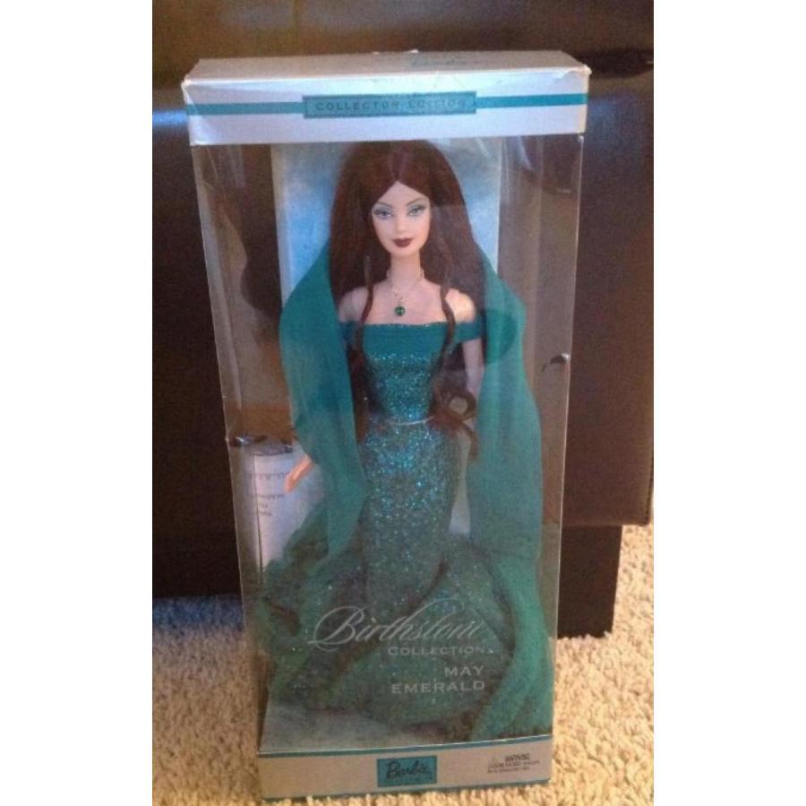 バービー人形 おもちゃ 着せ替え Barbie 2001 Birthstone May Emerald 輸入品