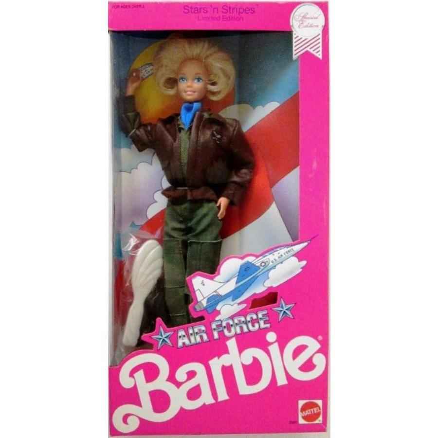 バービー人形 着せ替え おもちゃ BARBIE Star 'n' Strips AIR FORCE 輸入品