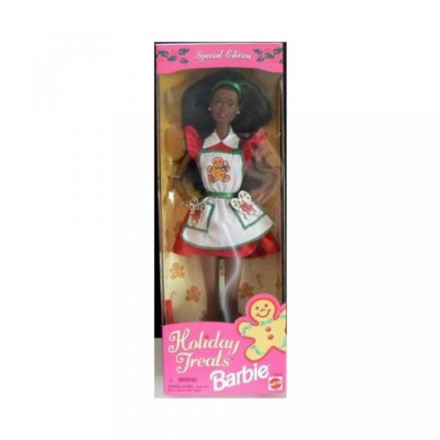 バービー人形 着せ替え おもちゃ BARBIE - Holiday Treats - Special Edition 輸入品