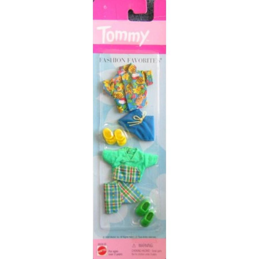 バービー人形 おもちゃ 着せ替え Barbie Kelly - TOMMY Fashion Favorites - Adorable and Cute! (1999-2000 Mattel) 輸入品