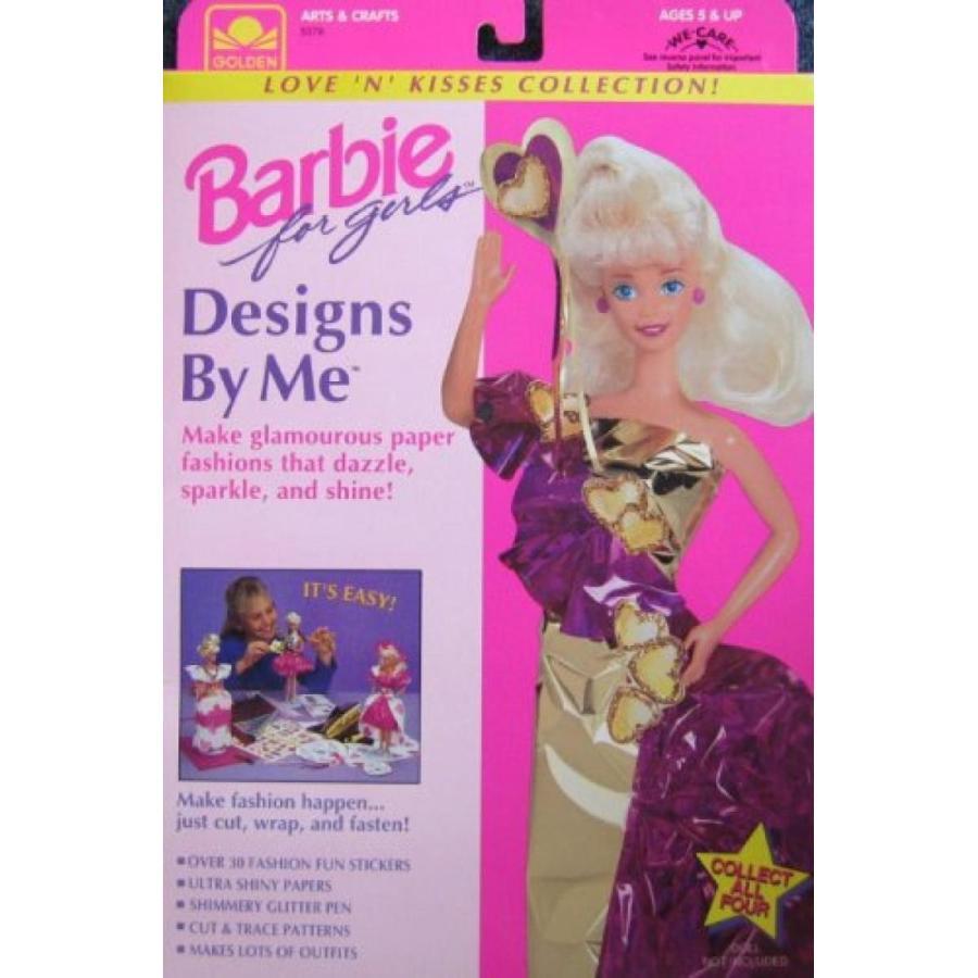 バービー人形 着せ替え おもちゃ Barbie FASHION DESIGNS By Me LOVE N' KISSES Collection (19