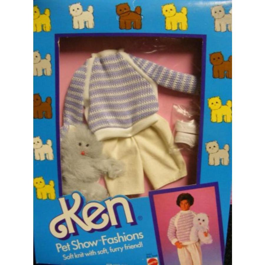 バービー人形 おもちゃ 着せ替え Barbie Ken Outfit Pet Show Fashions New 輸入品