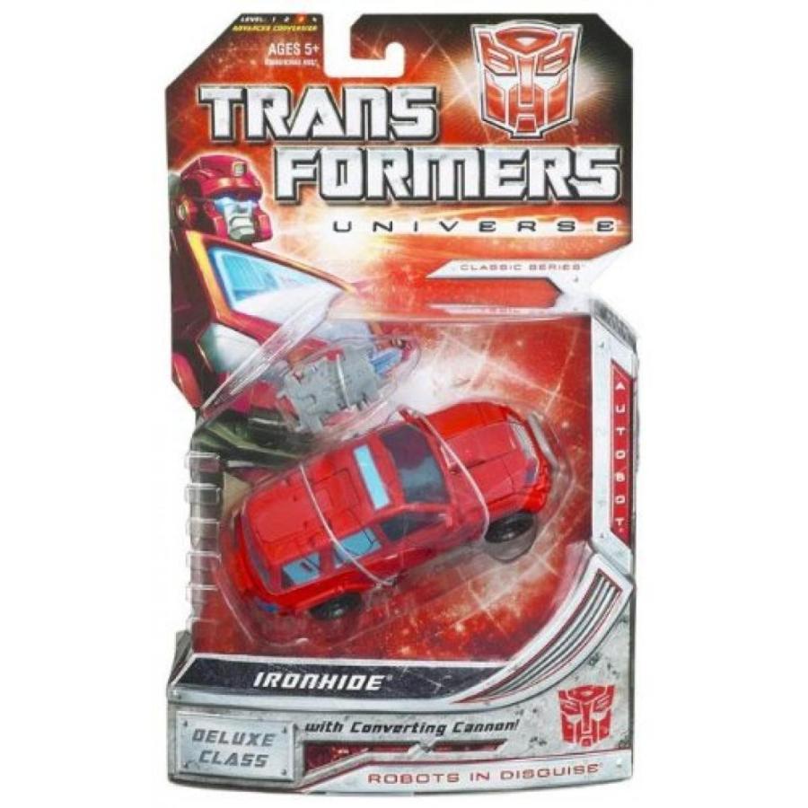 トランスフォーマー おもちゃ 変形 合体ロボ Transformers Universe Deluxe Ironhide 輸入品