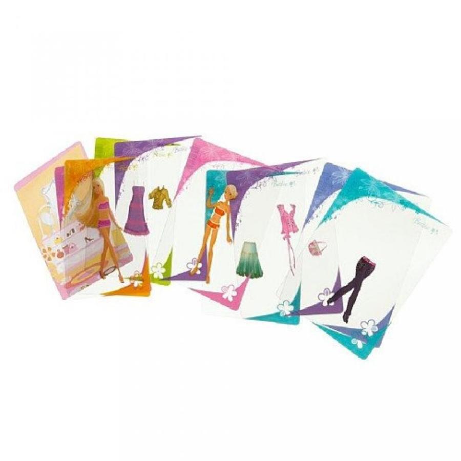 バービー人形 着せ替え おもちゃ Barbie iDesign Fashion Cards - Party [Toy] 輸入品