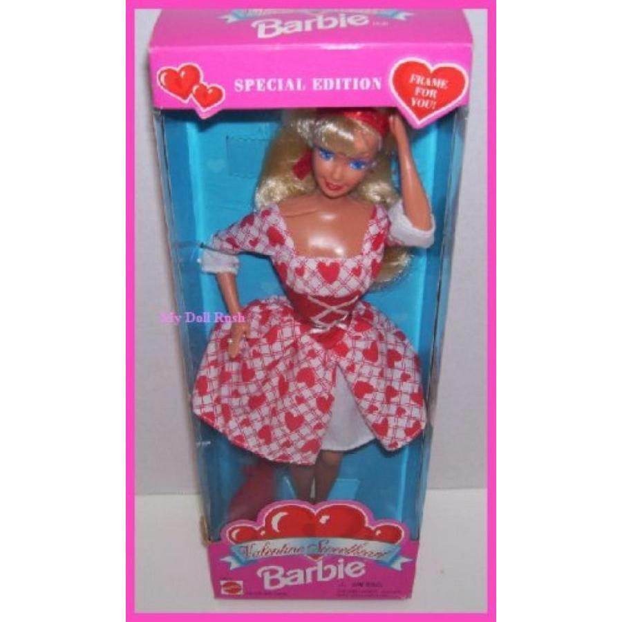 バービー人形 着せ替え おもちゃ 1995 Special Edition Valentine Sweetheart Barbie Doll 輸入品