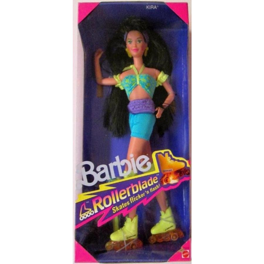 バービー人形 着せ替え おもちゃ Barbie KIRA Rollerblade doll 輸入品