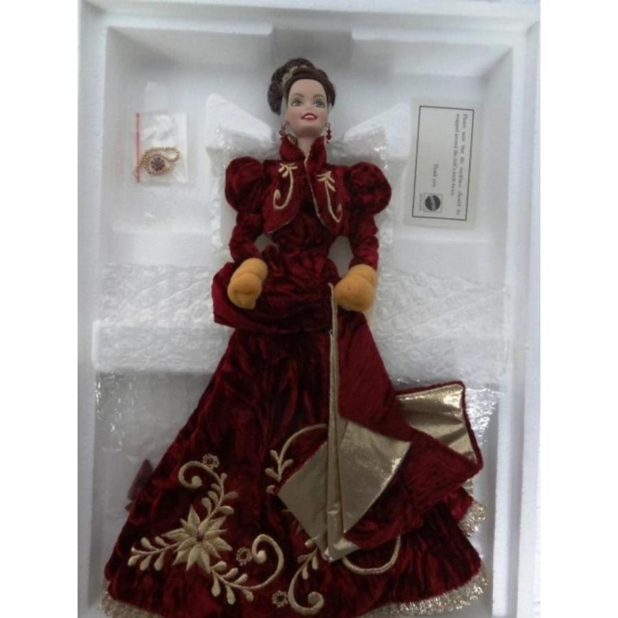 バービー人形 おもちゃ 着せ替え Holiday Ball Porcelain Barbie Doll 1997 Limited Edition 輸入品
