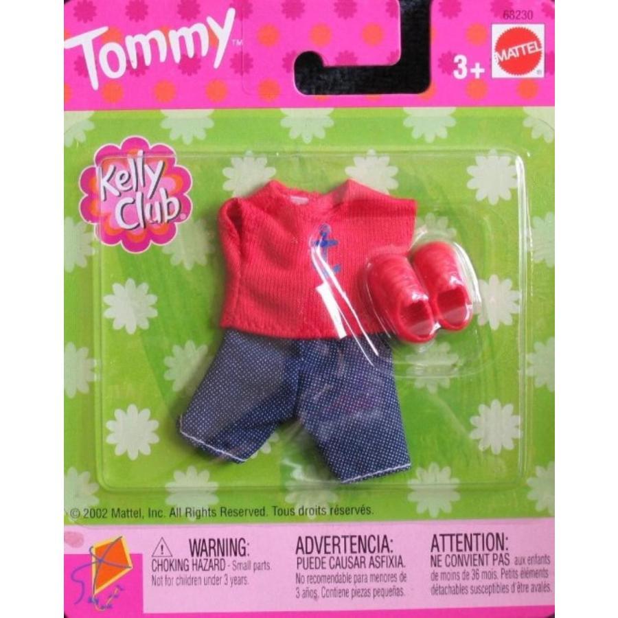 バービー人形 おもちゃ 着せ替え Barbie TOMMY Sailor Fashions - Kelly Club (2002) 輸入品