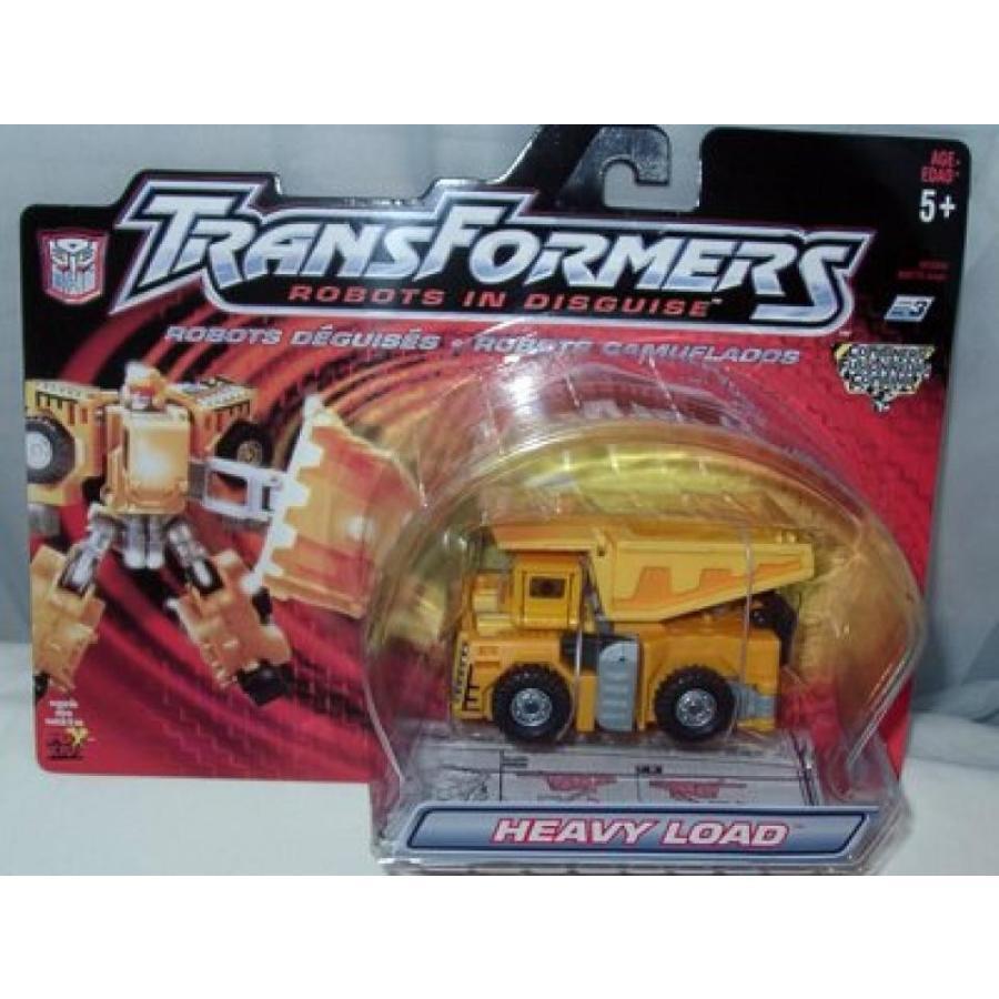 トランスフォーマー おもちゃ 変形 合体ロボ Transformers Robots in Disguise Combiners - Heavy Lo