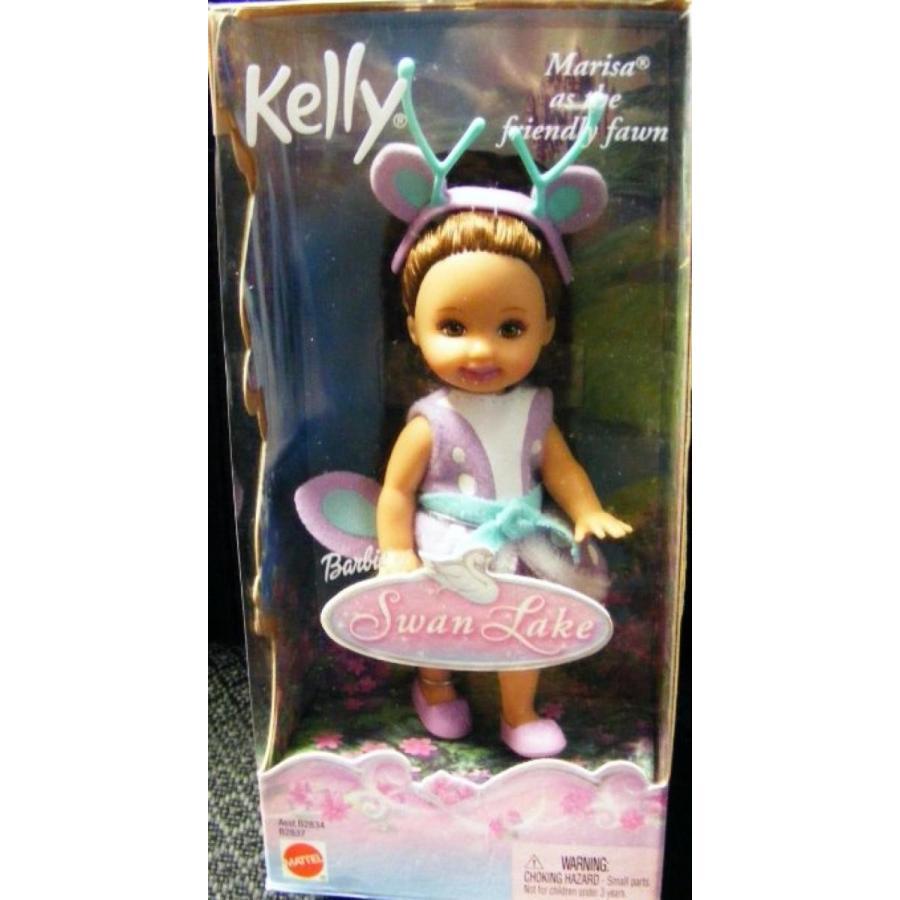 バービー人形 着せ替え おもちゃ Barbie- Kelly Swan Lake Marisa As Friendly Fawn 輸入品