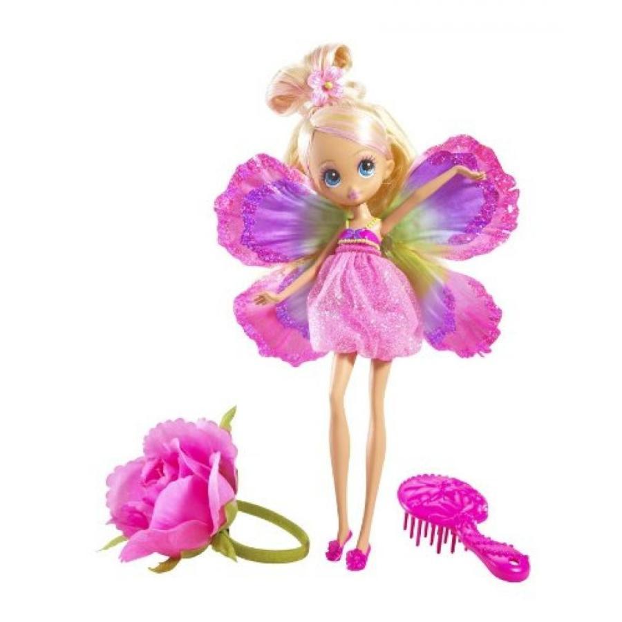 バービー人形 おもちゃ 着せ替え Barbie Blooming Thumbelina Doll 輸入品
