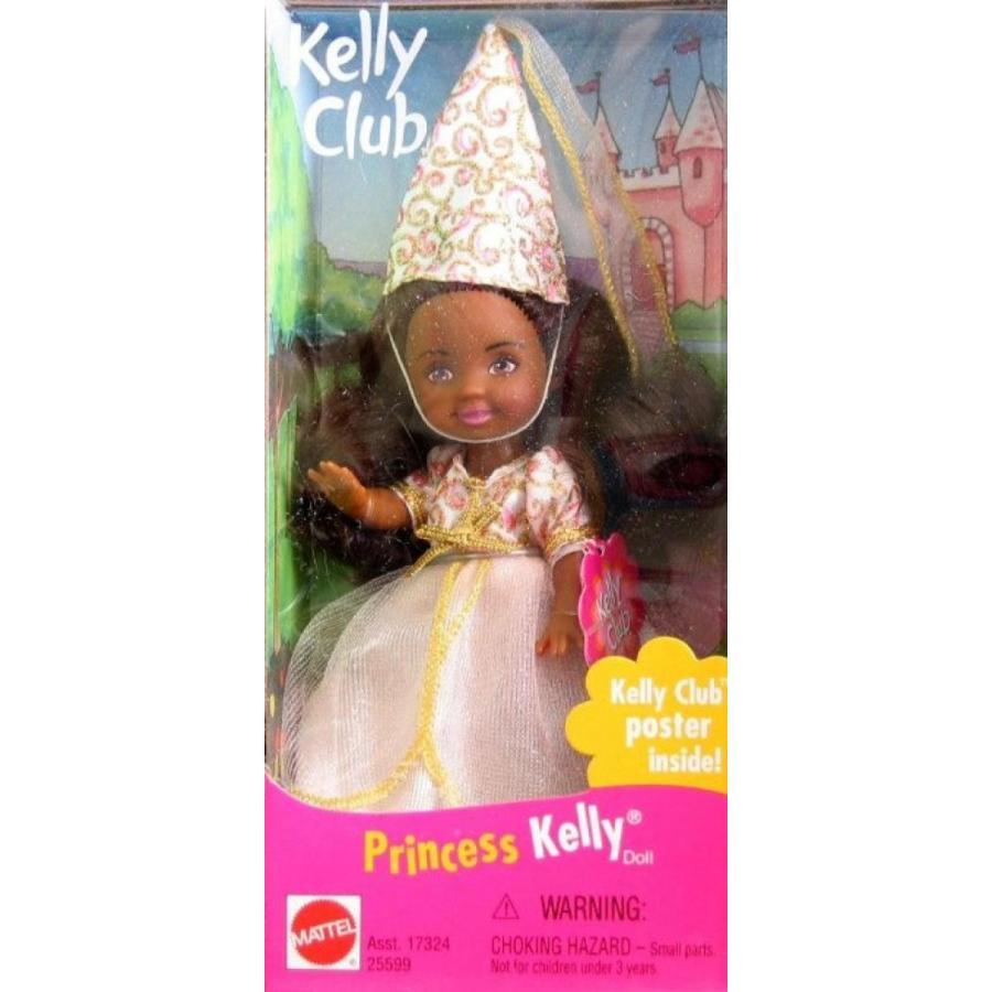 バービー人形 着せ替え おもちゃ Barbie PRINCESS KELLY Doll AA (1999 Kelly Club) 輸入品