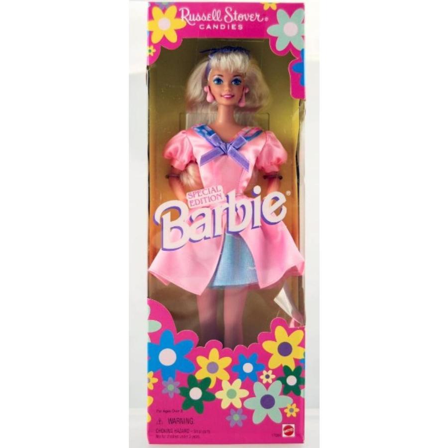 バービー人形 着せ替え おもちゃ Barbie - Russell Stover Special Edition - Mattel - Blonde