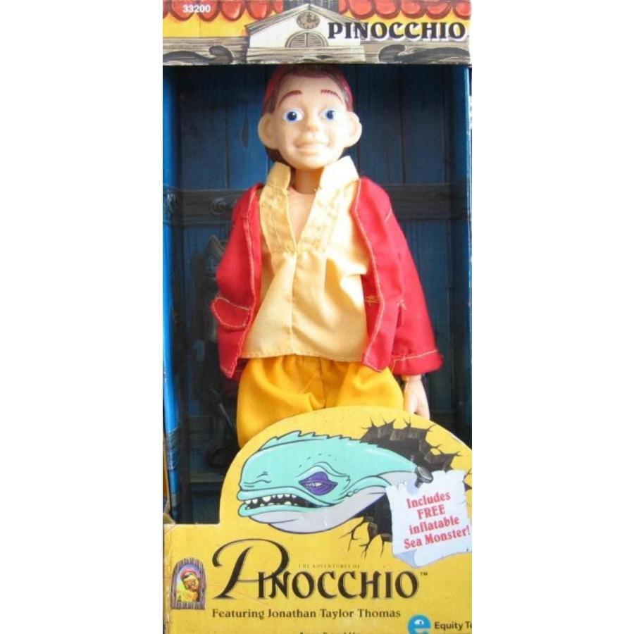 バービー人形 着せ替え おもちゃ Adventures of PINOCCHIO Doll (Carlo Collodi) w Inflatable