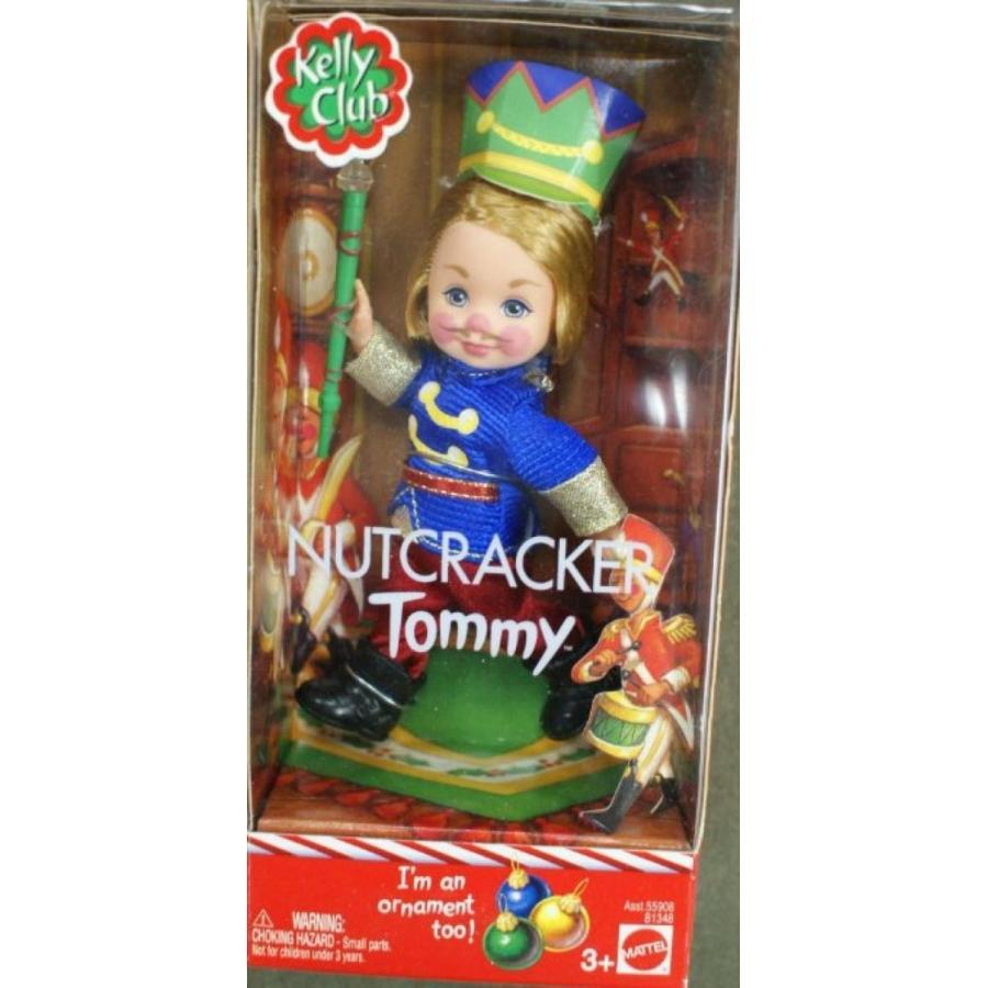 バービー人形 着せ替え おもちゃ Barbie Kelly Club Christmas Nutcracker Tommy doll ornament too 輸入品