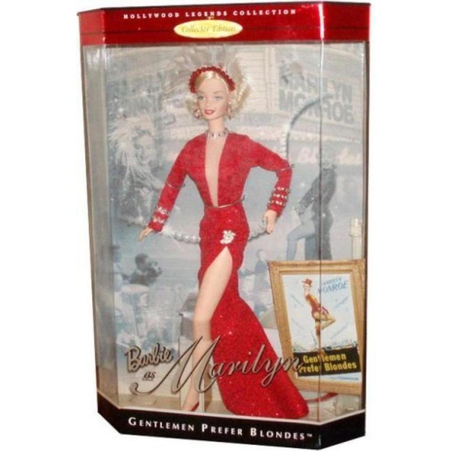 バービー人形 おもちゃ 着せ替え Barbie as Marilyn in