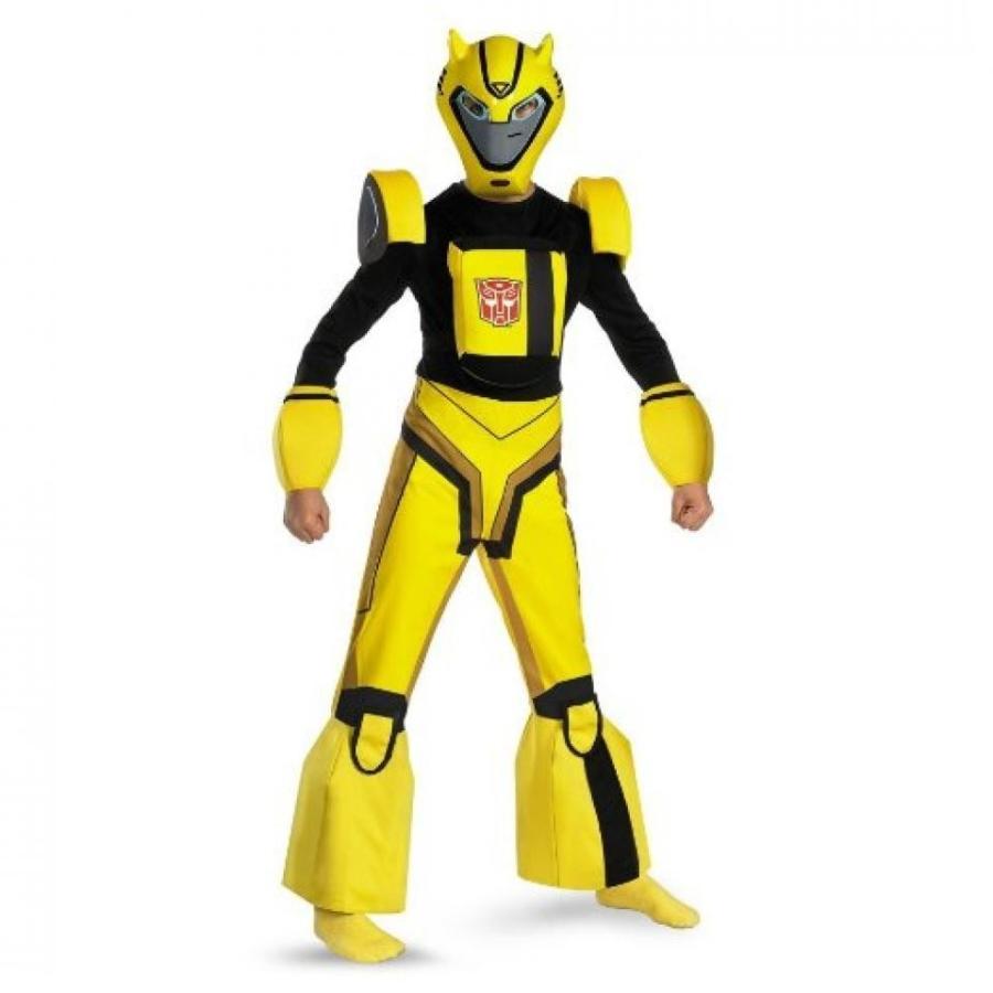 トランスフォーマー おもちゃ 変形 合体ロボ Transformers Animated Bumblebee - Size: Child S(4 - 6) Costume 輸入品