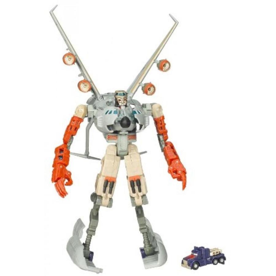 トランスフォーマー おもちゃ 変形 合体ロボ Transformers Voyager Stratosphere 輸入品