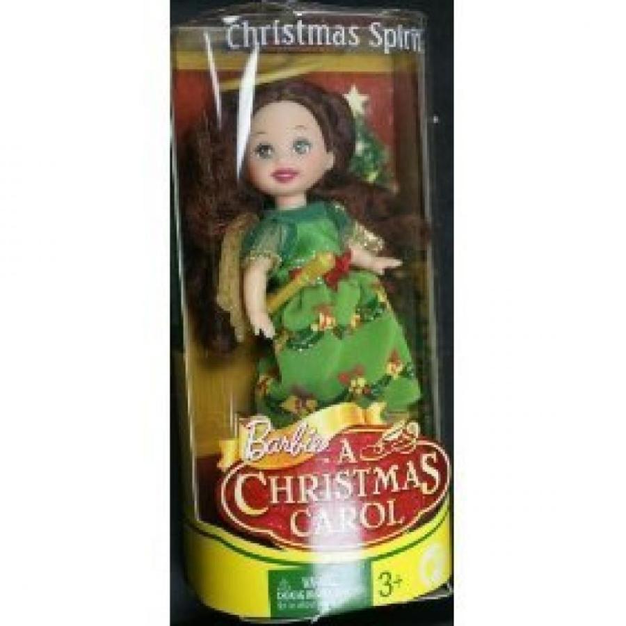バービー人形 おもちゃ 着せ替え Barbie Kelly in a Christmas Carol doll angel 輸入品