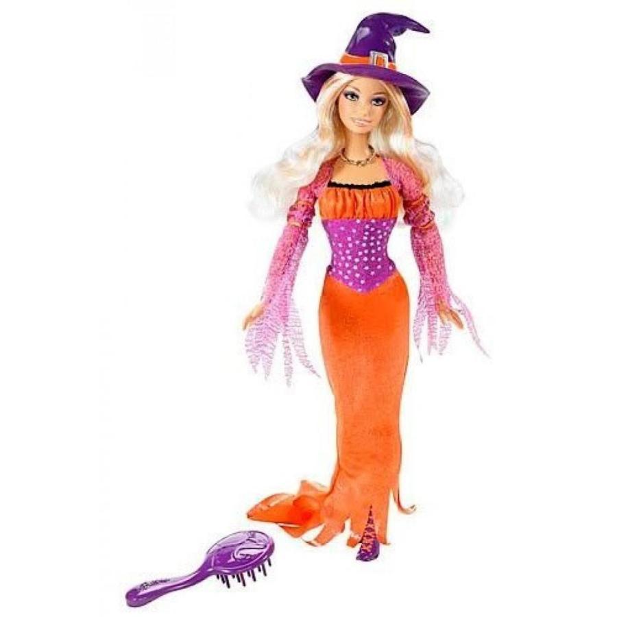 バービー人形 着せ替え おもちゃ Halloween Treat Barbie Doll 輸入品