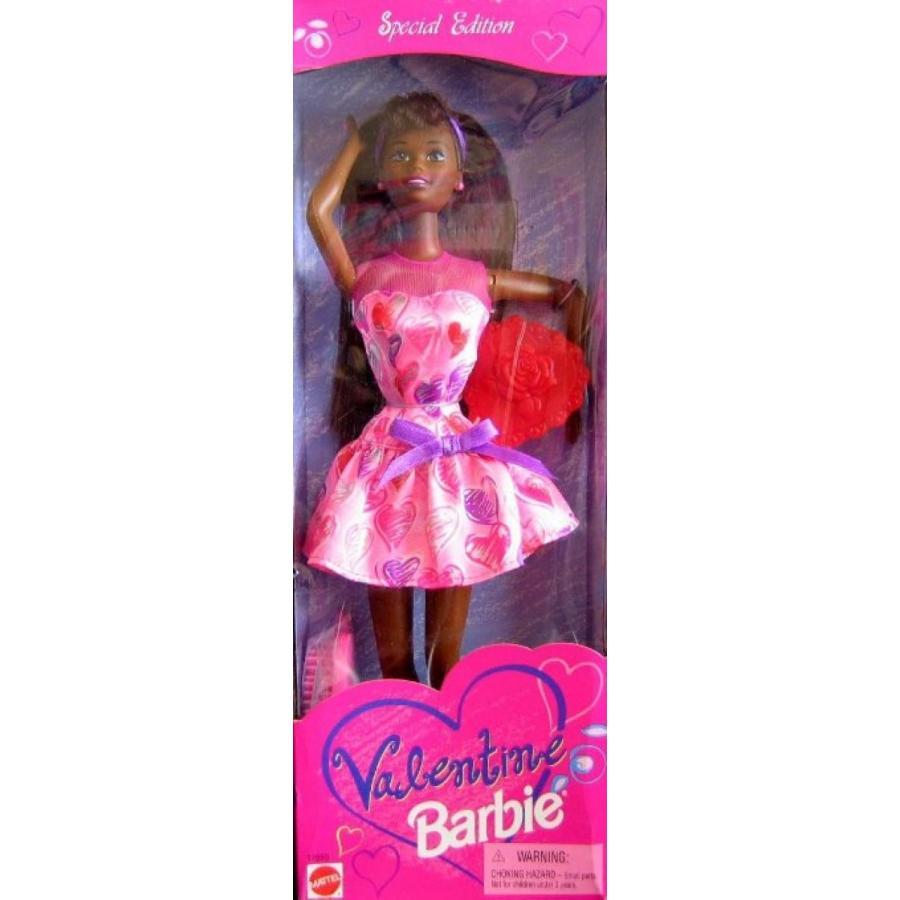 バービー人形 おもちゃ 着せ替え Valentine Barbie Doll AA Special Edition (1997) 輸入品