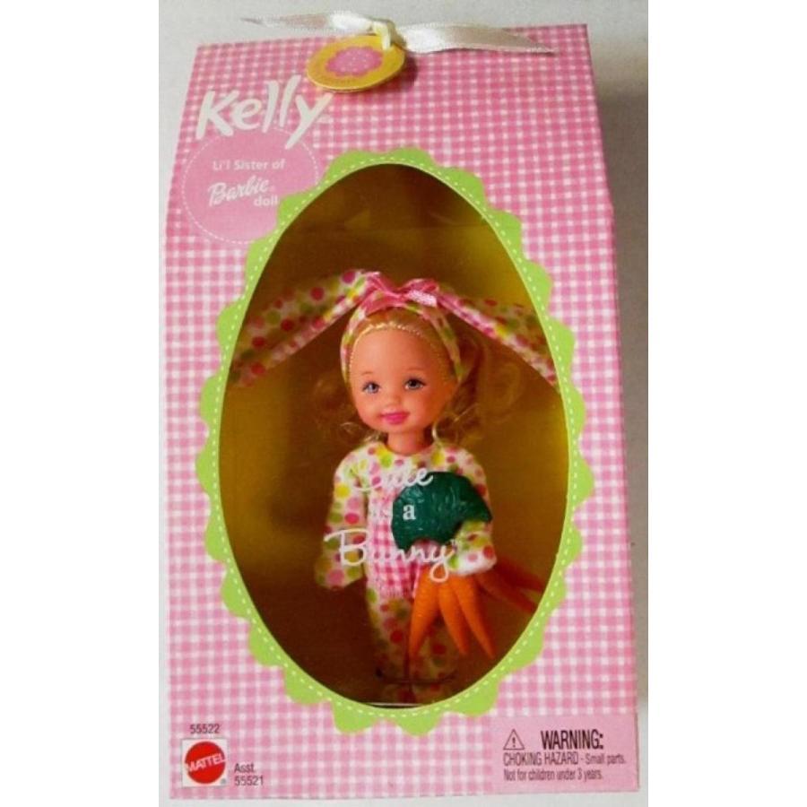バービー人形 着せ替え おもちゃ Blonde Easter Cute As a Bunny Kelly Barbie Doll 輸入品