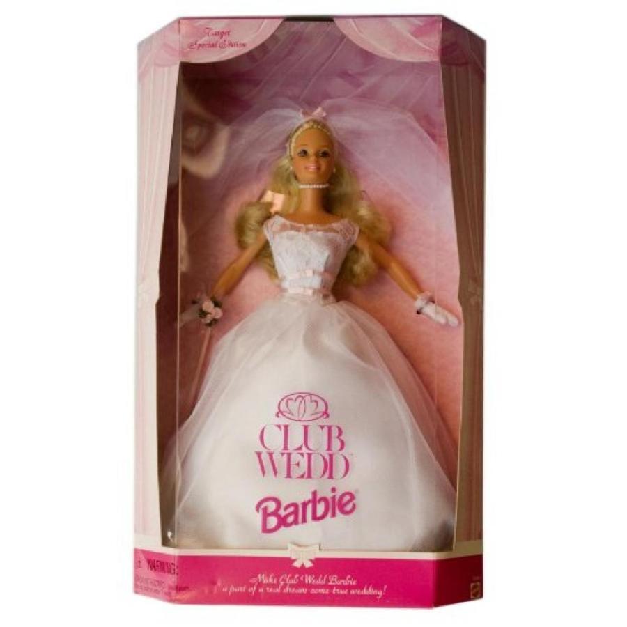 バービー人形 おもちゃ 着せ替え Barbie - Club Wedd/Target Special Edition 1998 輸入品