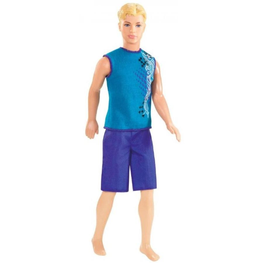 バービー人形 着せ替え おもちゃ Barbie in a Mermaid Tale Doll - Ken 輸入品