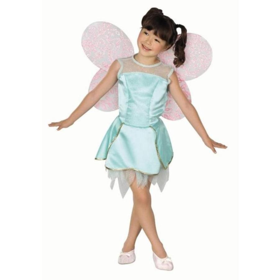 バービー人形 おもちゃ 着せ替え Dahlia Child Costume - Barbie Fairytopia Costume 輸入品