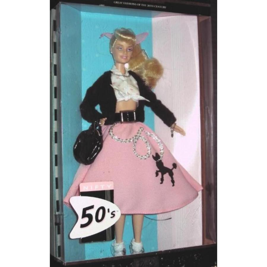 バービー人形 おもちゃ 着せ替え Great Fashions of the 20th Century Barbie - 50's 輸入品
