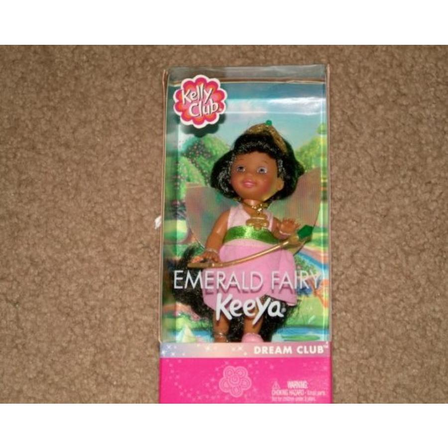 バービー人形 着せ替え おもちゃ Emerald Fairy Keeya Dream Club Kelly Club Barbie 2002 輸入品