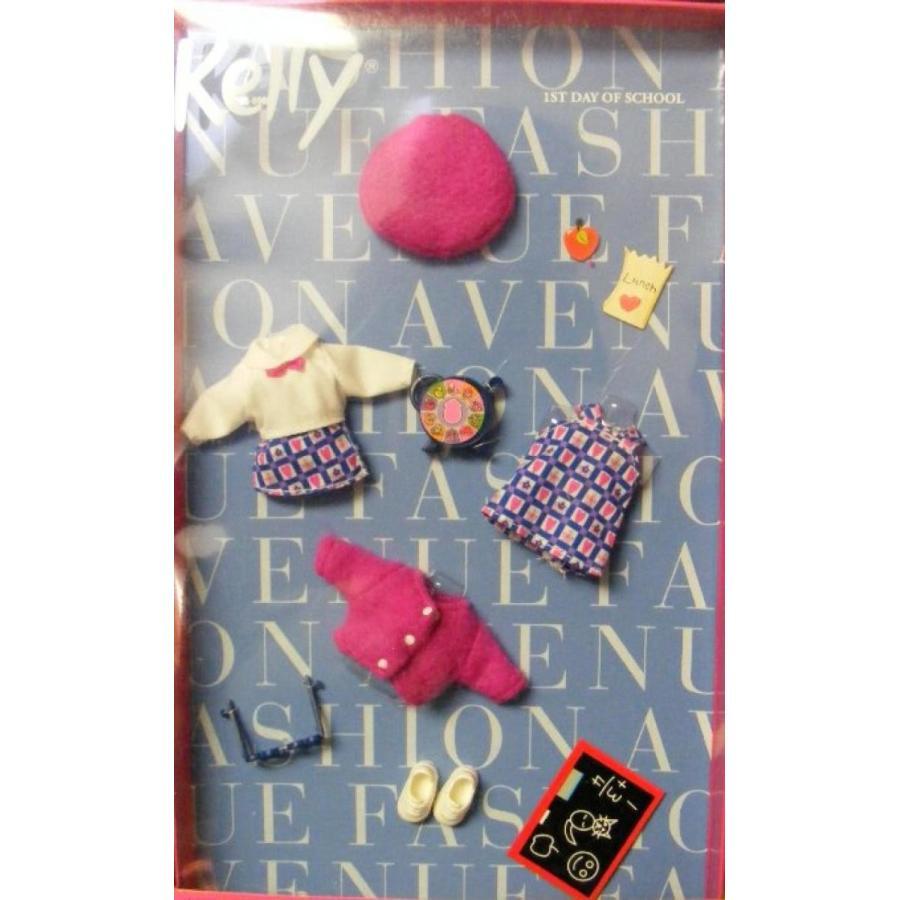 バービー人形 着せ替え おもちゃ Barbie Fashion Avenue - Kelly First Day of School Outfit 2001 輸入品